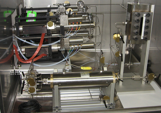 Automated Relative Permeability Recirculation System, RPS-300