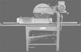 Core Slabbing Cross Cut Saw