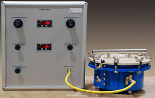 Capillary Pressure Desaturation Cell System - CPPP-300