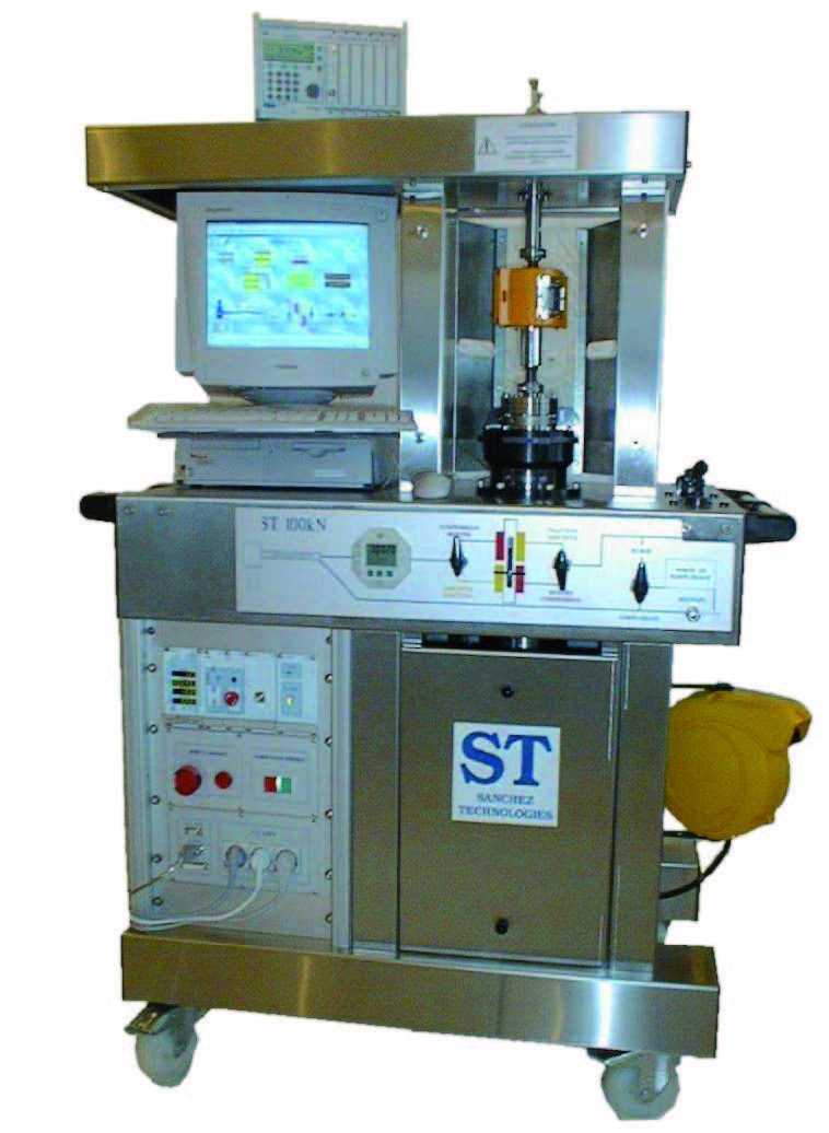 Force Sensor Calibration Bench 100 kN