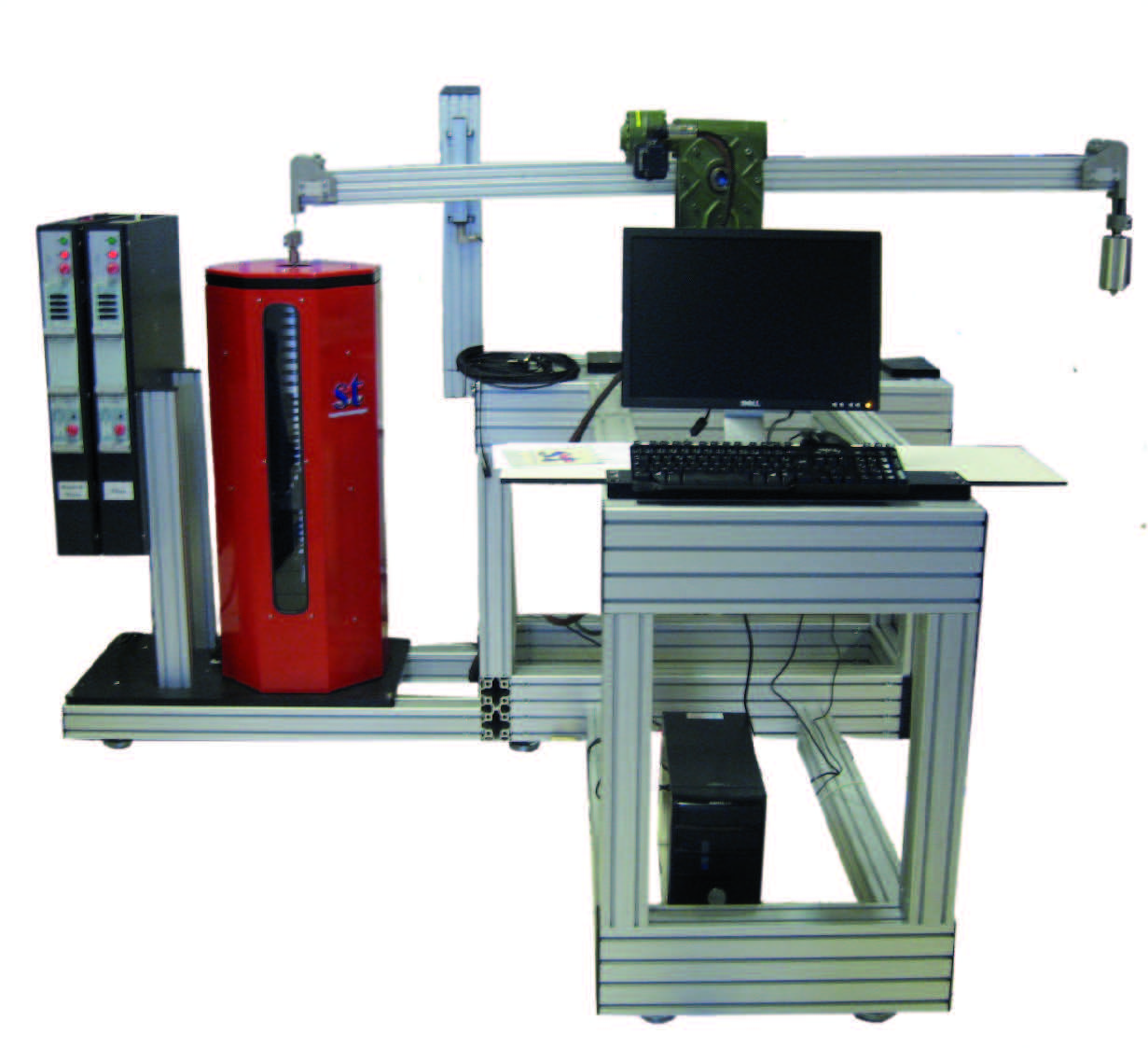 Torque Sensor Calibration Bench